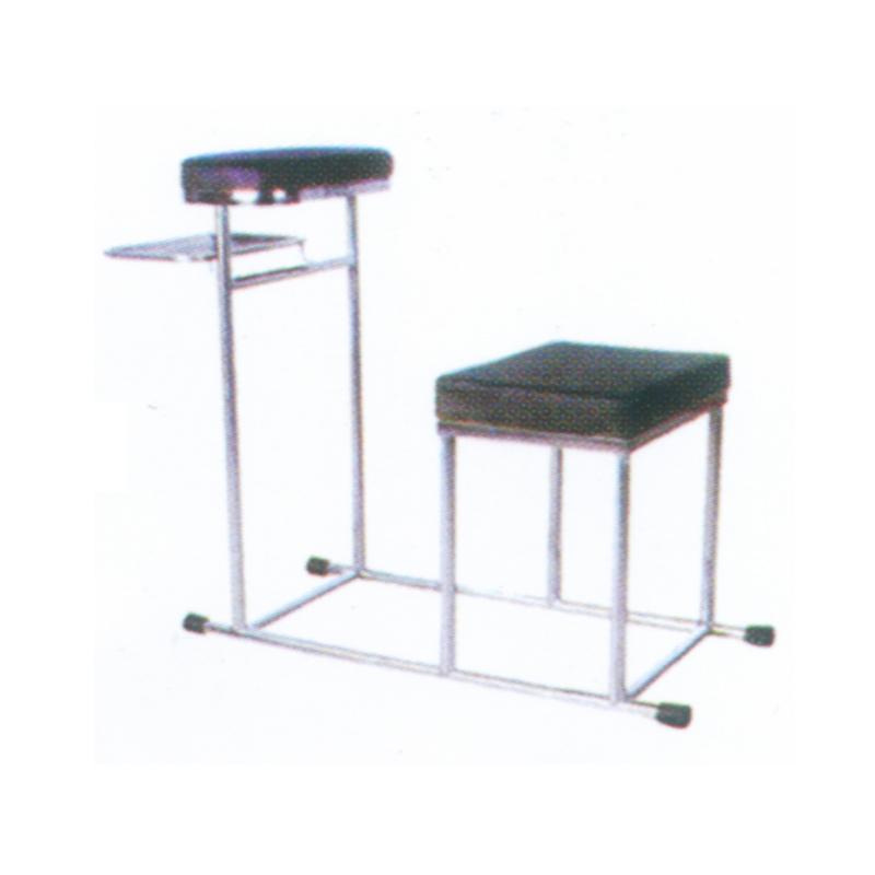 不銹鋼正座注射椅